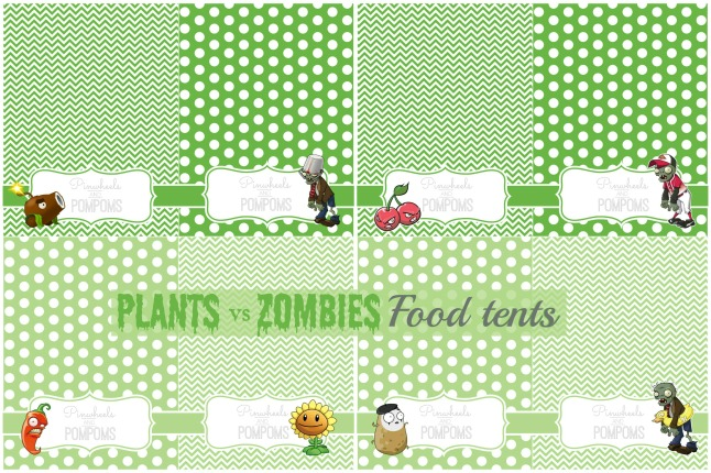 pvz collage food tent w