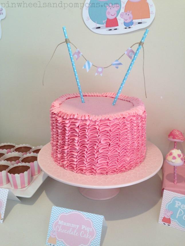 pp cake