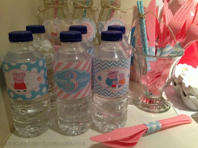 pp water