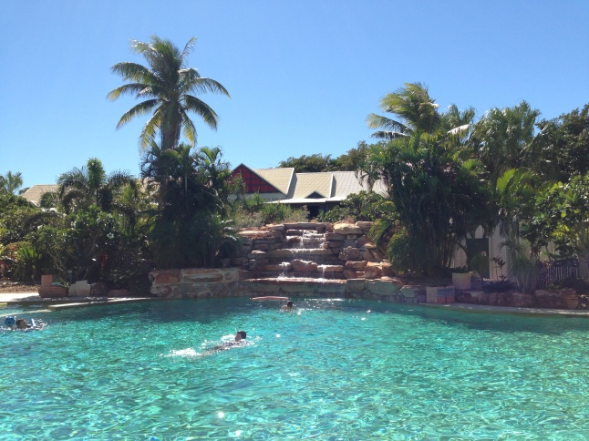 The Family Pool, Cable Beach Club